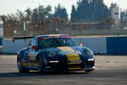 #47 Alex Job Racing Porsche GT3: John Baker