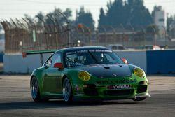 #33x Kelly Moss Racing Fusion Trade Porsche GT3: Peter LeSaffre
