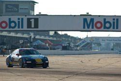 #47 Alex Job Racing Porsche GT3: John Baker