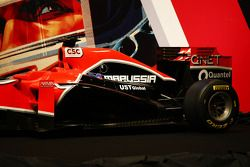 Der neue Marussia Virgin Racing MVR-02