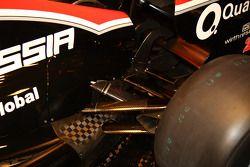 La nouvelle Marussia Virgin Racing MVR-02