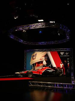 yeni Marussia Virgin Racing MVR-02, Nick Wirth, Teknik Direktörü, Marussia Virgin Racing ve Timo Glo
