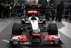 The new Mercedes MP4-26