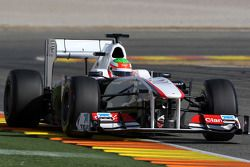 Sergio Pérez, Sauber F1 Team, C30