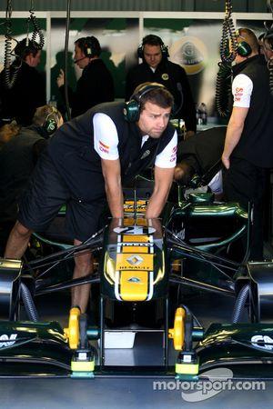Team Lotus : ambiance