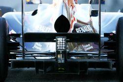 Red Bull Racing technical detail, difusor