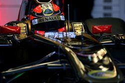 Роберт Кубица, Lotus Renault GP
