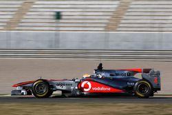 Льюис Хэмилтон, McLaren Mercedes, MP4-26
