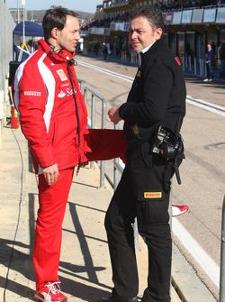 Mario Isola, sporting director Pirelli