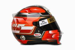 Robert Kubica, Lotus Renault GP helm