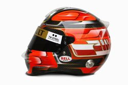 Helm von Robert Kubica, Lotus Renault GP