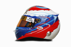 Vitaly Petrov, Lotus Renault GP helm