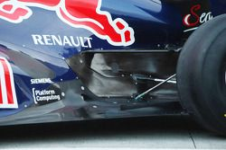 Der Red Bull Racng RB7: Aufhängung