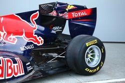 Red Bull Racing RB7: Heckspoiler
