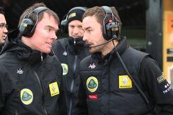 Ingénieurs Lotus Renault GP