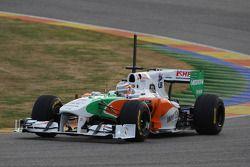 Nico Hulkenberg, Force India F1 Team