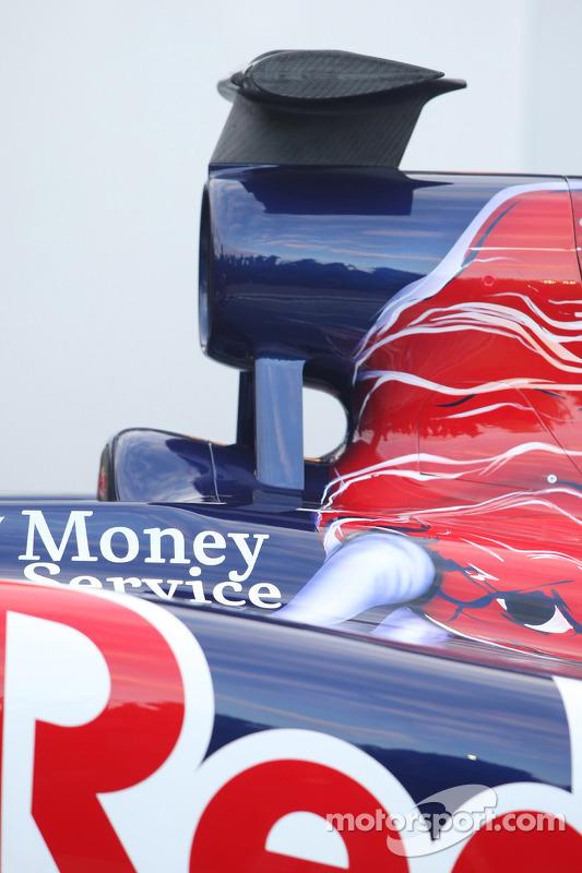 Der neue Toro Rosso STR6 im Detail