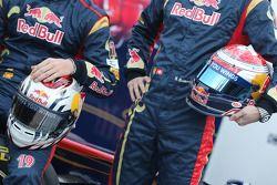 Jaime Alguersuari, Scuderia Toro Rosso et Sebastien Buemi, Scuderia Toro Rosso