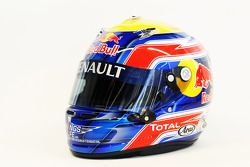 Helm von Mark Webber, Red Bull Racing
