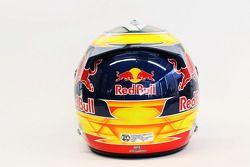 Casque de Jaime Alguersuari, Scuderia Toro Rosso
