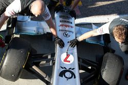 Michael Schumacher, Mercedes GP F1 Team, MGP W02