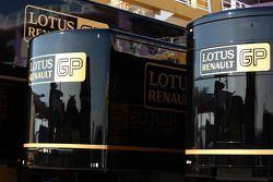 Camions Lotus Renault GP