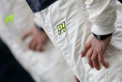 Kamui Kobayashi, BMW Sauber F1 Team et Sergio Perez, Sauber F1 Team