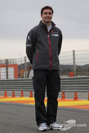James Key,directeur technique Sauber F1 Team