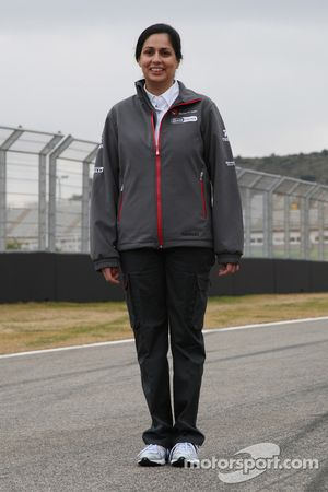 Monisha Kaltenborn, dirigeante Sauber F1 Team