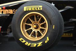 La nouvelle Lotus Renault R31