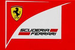 Nouveau logo Scuderia Ferrari