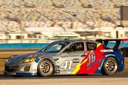 #41 Dempsey Racing Mazda RX-8: Dane Cameron, James Gue, Ian James, Don Kitch Jr., Dave Lacey