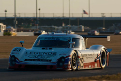 #23 United Autosports with Michael Shank Racing Ford Riley: Mark Blundell, Zak Brown, Martin Brundle, Mark Patterson