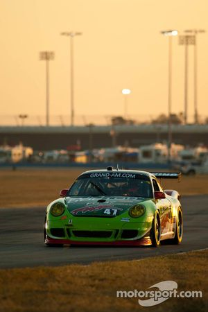 #47 Rick Ware Racing Porsche GT3: Jeffrey Earnhardt, Doug Harrington, Maurice Hull, Scott Monroe