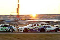 #36 Yellow Dragon Motorsports Mazda RX-8: Chris Cumming, Taylor Hacquard, Justin Marks, Mikel Miller