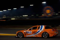 #63 Team Spencer Motorsports Mazda RX-8: Jim Downing, Richard Grupp, David Murry, Dennis Spencer, Ow