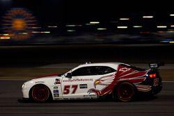 #57 Stevenson Motorsports Camro GT.R: Robin Liddell, Ronnie Bremer, Jan Magnussen