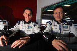Scott Tucker en Christophe Bouchut