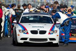 BMW pace car