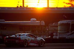 #81 DragonSpeed Ferrari 430 Challenge: Doug Baron, Fred Poordad, Cort Wagner