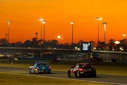 #32 PR1 Motorsports BMW M6: David Cheng, Max Hyatt, Ryan Lewis, Tom Papadopoulos, #70 SpeedSource Ma