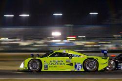 #76 Krohn Racing Ford Lola: Nic Jonsson, Tracy Krohn, Nicolas Minassian, Ricardo Zonta