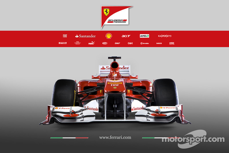 El Ferrari F150 de 2011