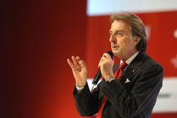 Luca di Montezemolo, Ferrari-Präsident
