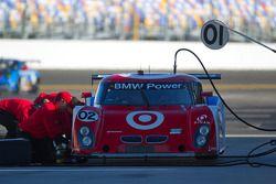 #02 Chip Ganassi Racing with Felix Sabates BMW Riley: Scott Dixon, Dario Franchitti, Jamie McMurray,