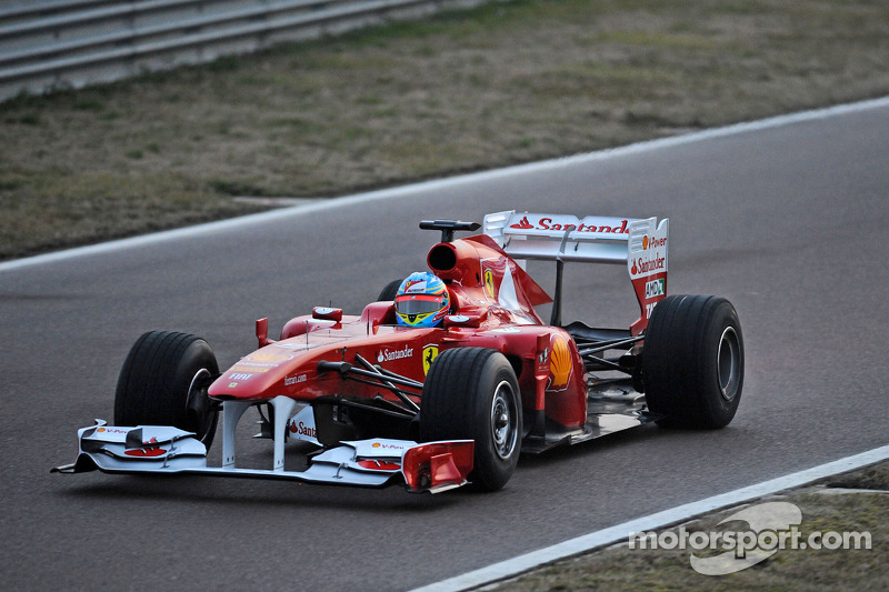 2011年:フェラーリF150