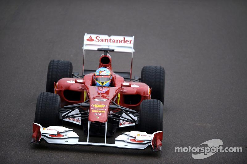 2011. Ferrari F150