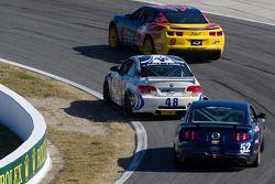 #9 Stevenson Motorsports Camaro GS.R: Matt Bell, John Edwards, #48 Fall-Line Motorsports BMW M3 Coupe: Charles Espenlaub, Charles Putman, #52 Rehagen Racing Mustang Boss 302R: Dean Martin, Bret Seafuse