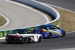 #78 BimmerWorld Racing BMW M3 Coupe: Bob Michaelian, Ken Wilden, #19 Insight Racing BMW M3 Coupe: Pa
