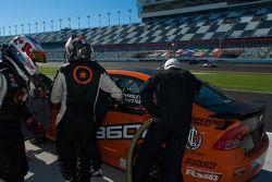#75 Compass 360 Racing Honda Civic Si: Benoit Theetge, Ryan Everley